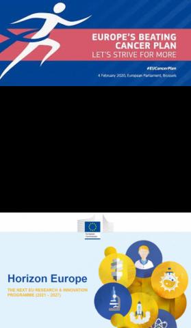 The Anticancer Fund Europe's Beating Cancer Plan Horizon Europe