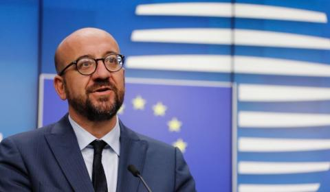 The Anticancer Fund European Council Charles Michel