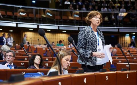 The Anticancer Fund European Assembly Petra De Sutter