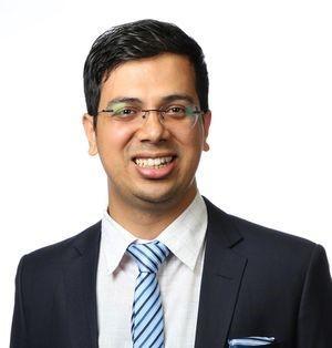 Bishal Gyawali, Queen's University, Kingston, the Anticancer Fund webinar