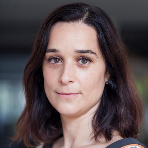 Delphine Heenen, Founder of KickCancer, the Anticancer Fund webinar