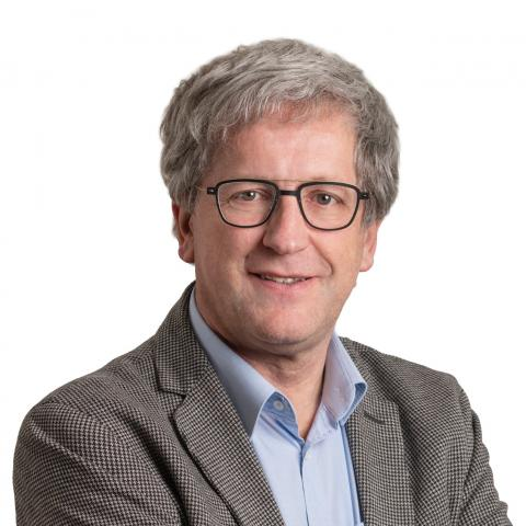 Prof. Dr. Eric Van Cutsem, Advisory Board Member of the Anticancer Fund