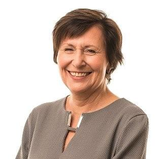 Lydie Meheus, Managing Director of the Anticancer Fund