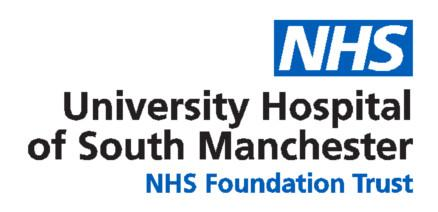 University Hospital of South Manchester NHS Foundation Trust