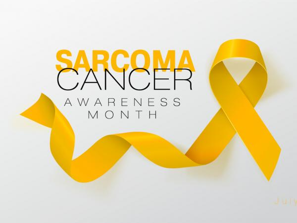 Sarcoma cancer awareness month by The Anticancer Fund