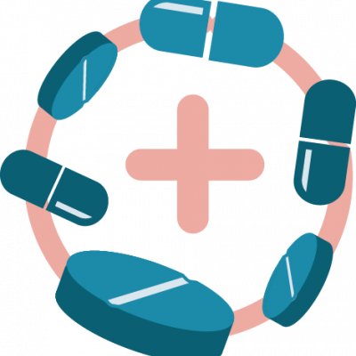 combination therapy icon