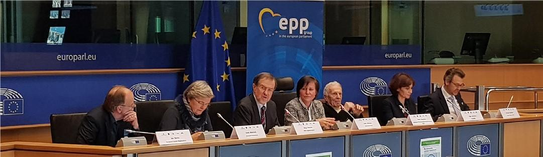 Roundtable European Parliament Drug Repurposing